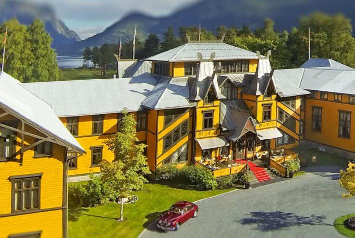 Storsamling  19.  –  20.  April  –  På  Dalen  Hotell