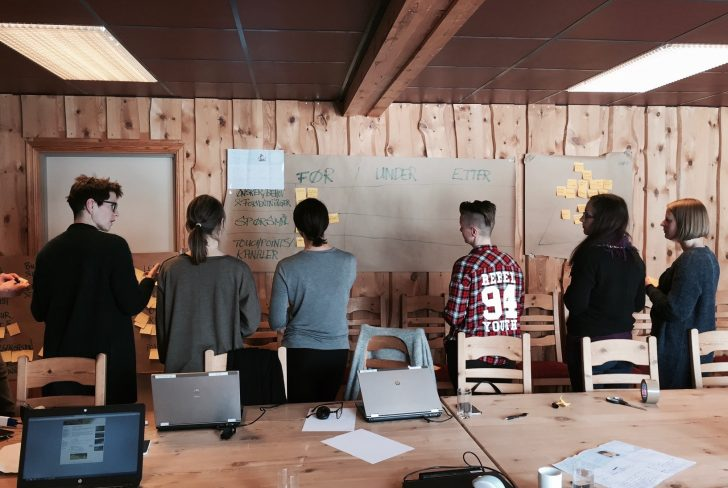 Workshop  –  Webstrategi  I  Vest-Telemark