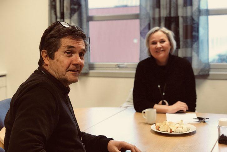 Møte  Med  Fylkesmannen  I  Telemark